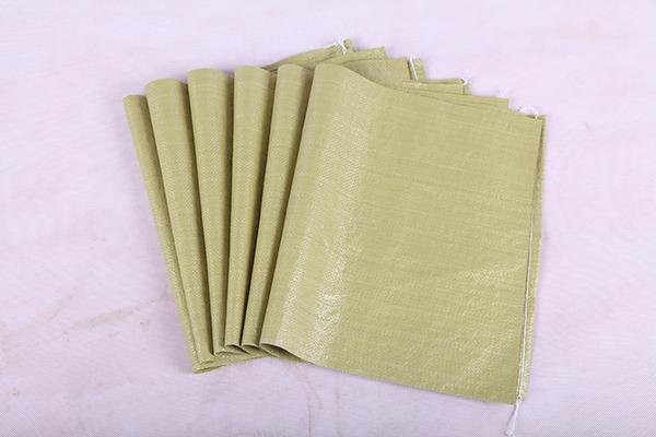 普黄编织袋